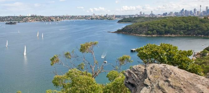 Middle Head, Sydney, Australia