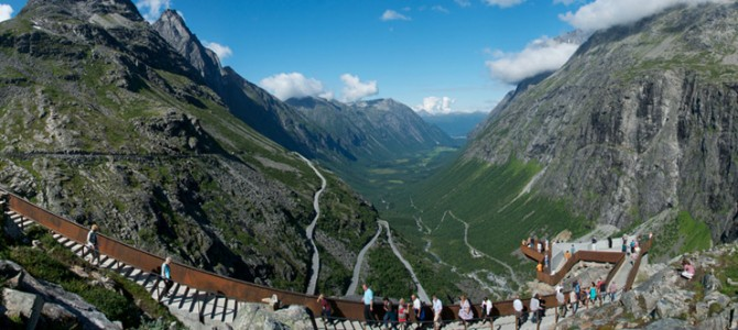Geiranger – Trollstigen National Tourist Route, Norway